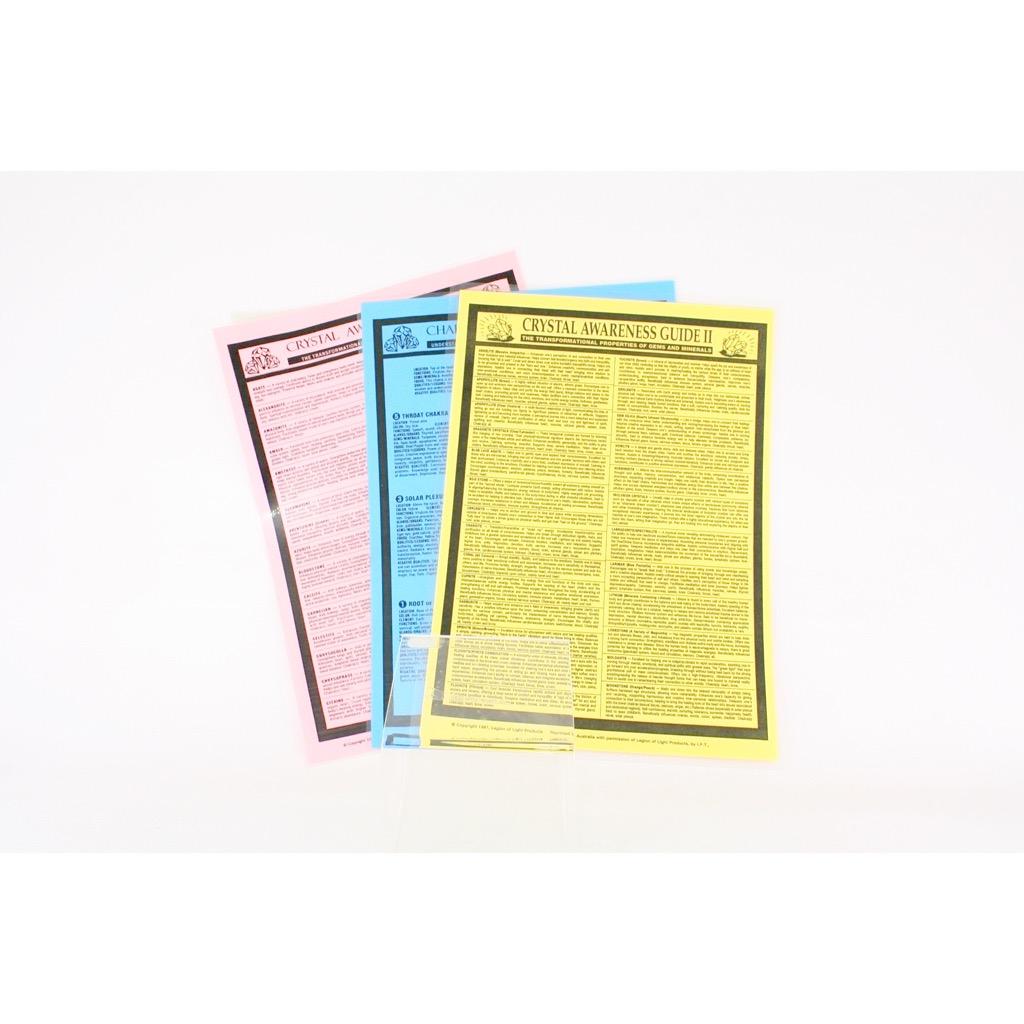 Crystal Awareness Guide